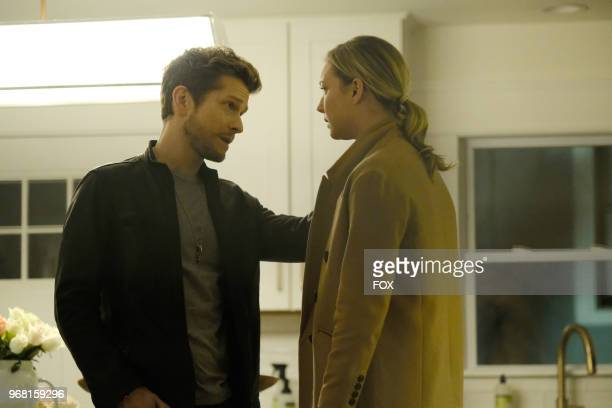 Matt Czuchry and Emily VanCamp in the 'Rude Awakenings and The Raptor' episode of THE RESIDENT airing Monday April 30 on FOX
