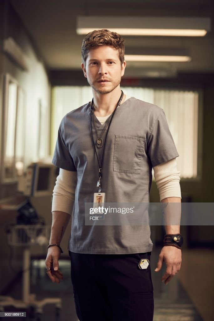 Matt Czuchry as Dr. Conrad Hawkins in THE RESIDENT premiering Sunday, Jan. 21 (10:00-11:00 PM ET/7:00-8:00 PM PT), following the NFC CHAMPIONSHIP GAME, and makes its time period premiere on Monday, Jan. 22 (9:00-10:00 PM ET/PT).on FOX.