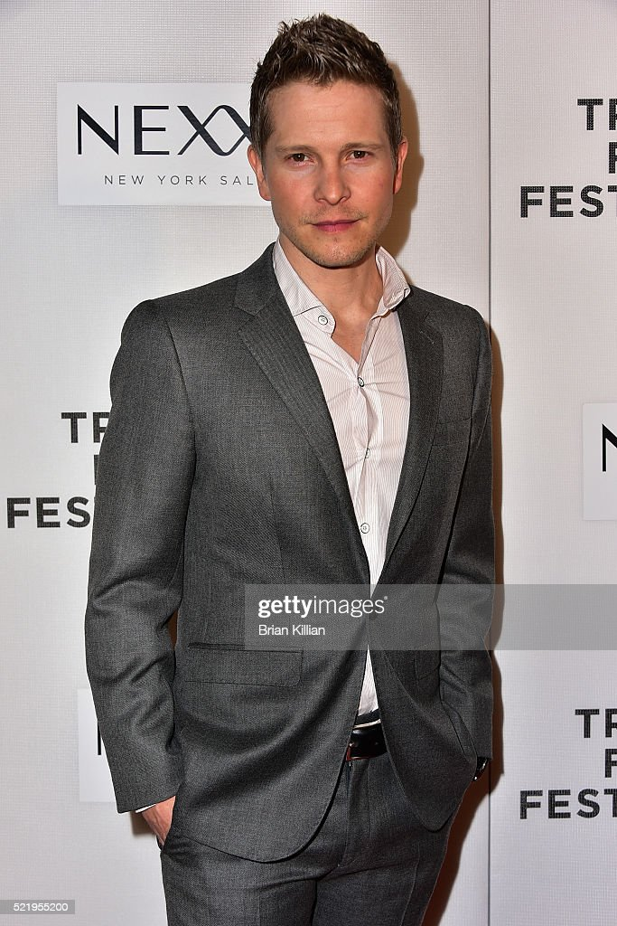 Matt Czuchry attends the Tribeca Tune In: 'The Good Wife' - 2016 Tribeca Film Festival at John Zuccotti Theater at BMCC Tribeca Performing Arts Center on April 17, 2016 in New York City.