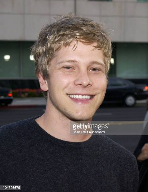 Matt Czuchry during 'Slap HerShe's French' Premiere AfterParty at Academy of Motion Picture Arts and Sciences in Beverly Hills California United...