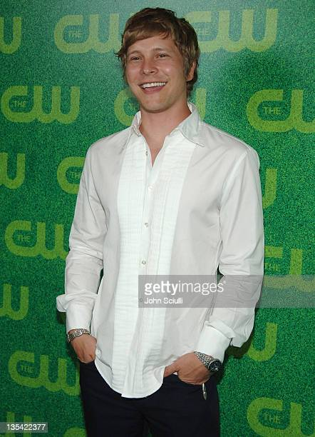 Matt Czuchry during The CW Summer 2006 TCA Party Arrivals at Ritz Carlton in Pasadena California United States