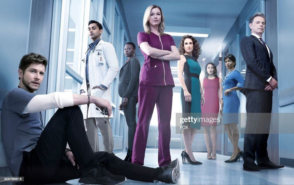 Matt Czuchry, Manish Dayal, Shaunette Renée Wilson, Emily VanCamp, Melina Kanakaredes, Moran Atias, Merrin Dungey and Bruce Greenwood. THE RESIDENT premieres Sunday, Jan. 21 (10:00-11:00 PM ET/7:00-8:00 PM PT), following the NFC CHAMPIONSHIP GAME, and makes its time period premiere on Monday, Jan. 22 (9:00-10:00 PM ET/PT).on FOX.