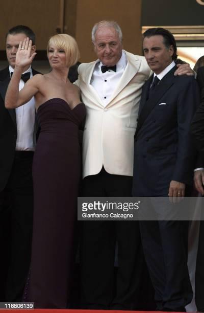 Matt Damon, Ellen Barkin, Jerry Weintraub, and Andy Garcia