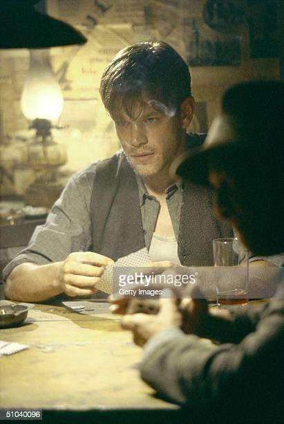 Matt Damon Stars As Rannulph Junuh In The Film The Legend Of Bagger Vance 2000
