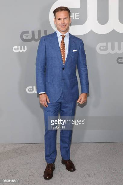 Matt Davis attends the 2018 CW Network Upfront at The London Hotel on May 17, 2018 in New York City.