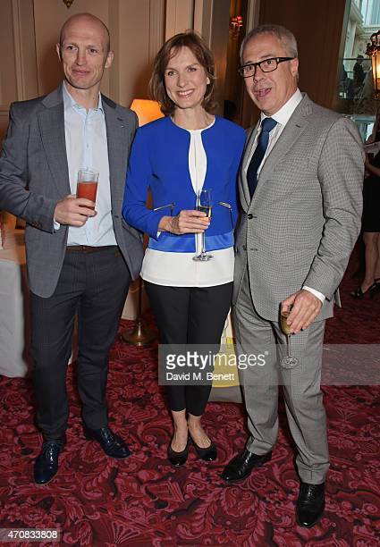 10a5b2834 Matt Dawson Fiona Bruce and Jon Zammett Head of PR for Audi UK attend as  Audi. '