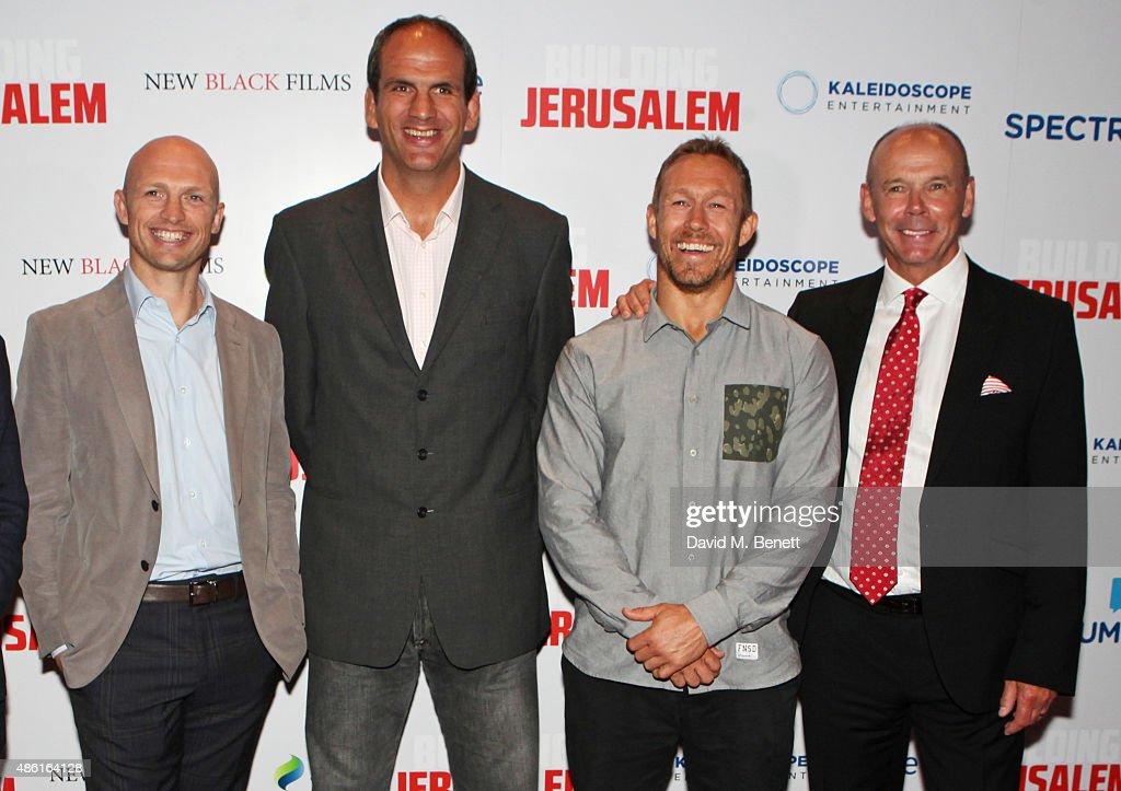"""Building Jerusalem"" - World Premiere - VIP Arrivals"