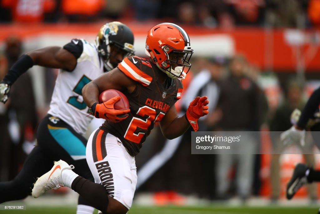 Jacksonville Jaguars v Cleveland Browns : News Photo