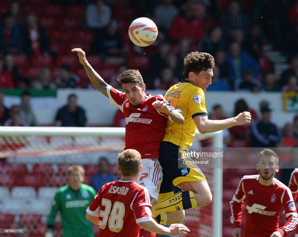 Nottingham Forest v Brighton & Hove Albion - Sky Bet Championship