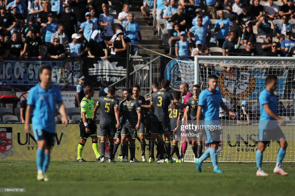 A-League - Sydney FC v Macarthur FC : News Photo