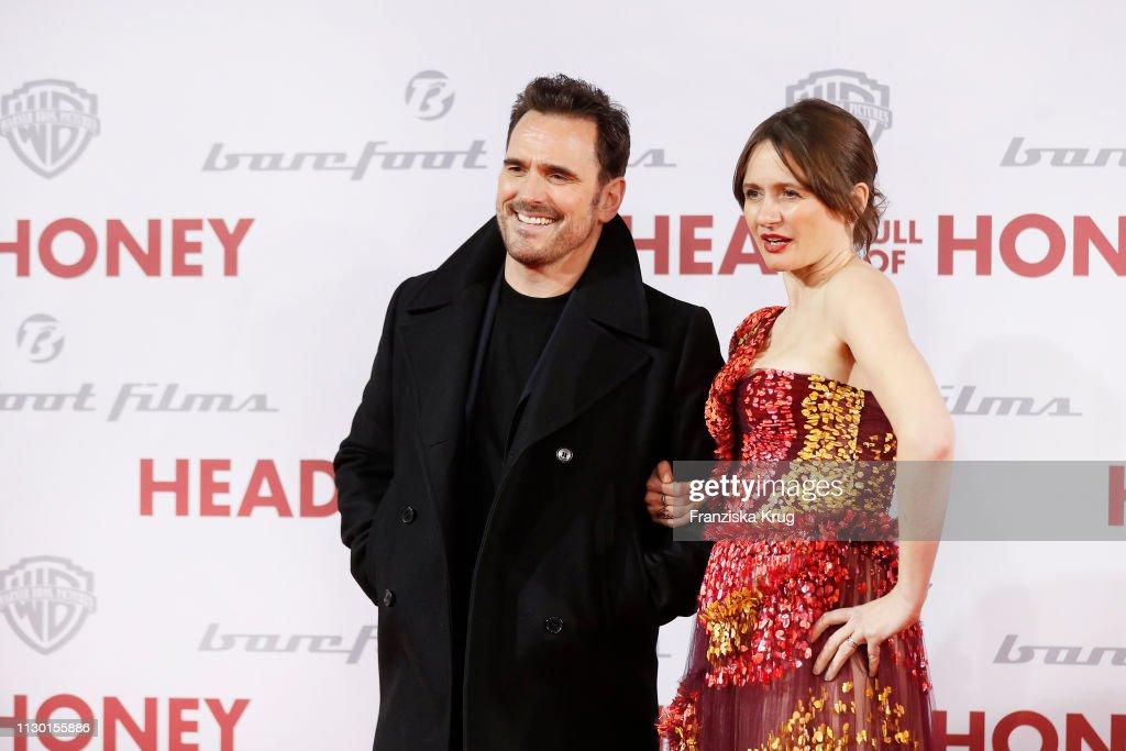 """DEU: """"Head full of Honey"""" Premiere In Berlin"""