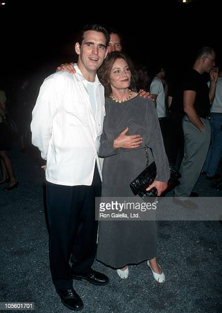 Matt Dillon and Lisa Marrow during Premiere of Sunday at PS1 Contemporary Art Center in Long Island City New York United States