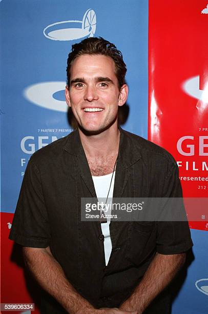 Matt Dillon at the film preview of 'Just a Kiss' by Fisher Stevens
