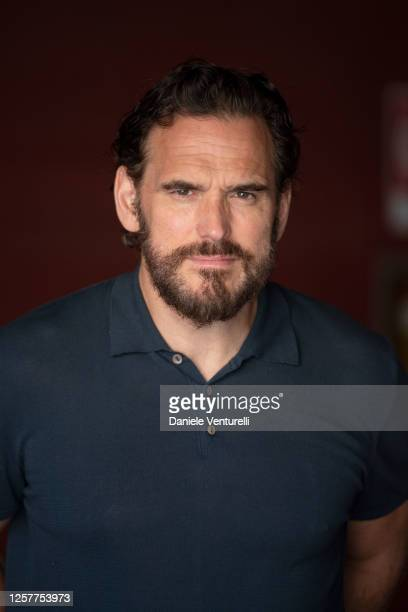 Matt Dillon attend the Press Conference during the Filming Italy Sardegna Festival 2020 on July 23 2020 in Cagliari Italy
