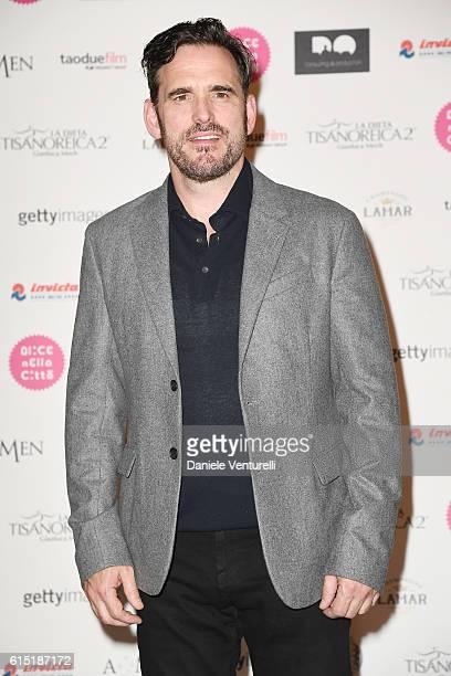 Matt Dillon attends 'Alice Nella Citta' Jury Dinner during the 11th Rome Film Festival at on October 17 2016 in Rome Italy