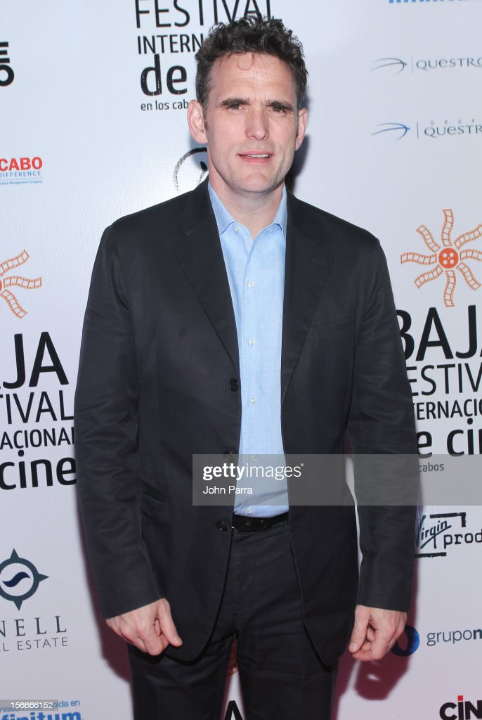 Matt Dillon attends the Closing Night Gala during the Baja International Film Festival at Los Cabos Convention Center on November 17, 2012 in Cabo San Lucas, Mexico.