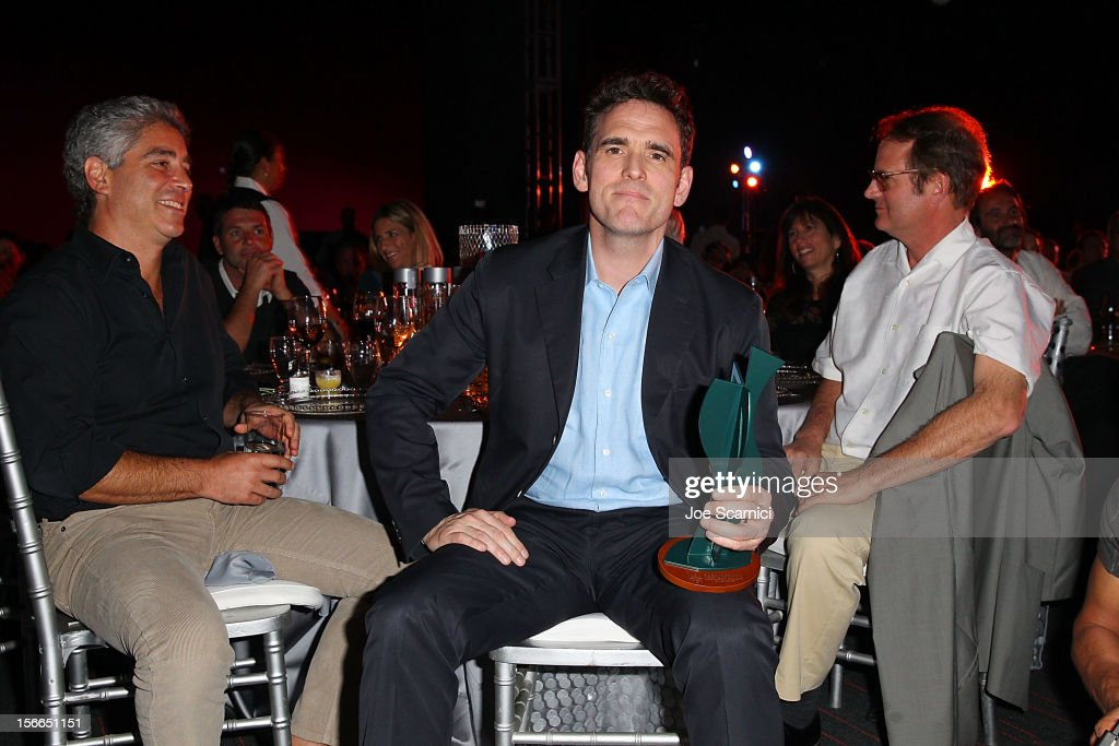 Matt Dillon attends the Closing Night Gala for the Baja International Film Festival at the Los Cabos Convention Center on November 17, 2012 in Cabo San Lucas, Mexico.