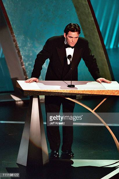 Matt Dillon during 1995 Academy Awards in Los Angeles California United States