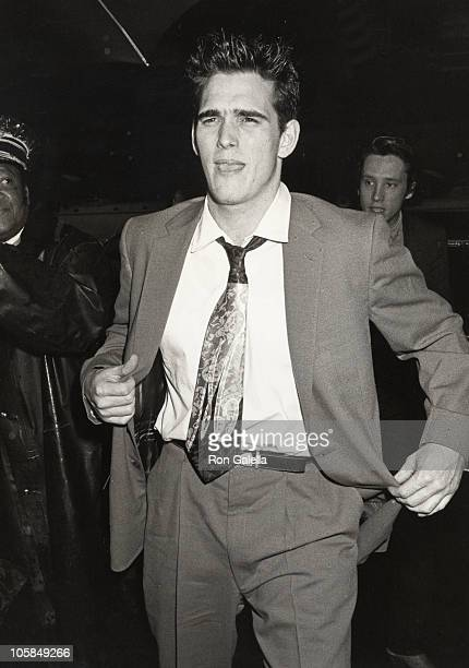 Matt Dillon during 'Art Against AIDS' Benefit at Sotheby's in New York City New York United States