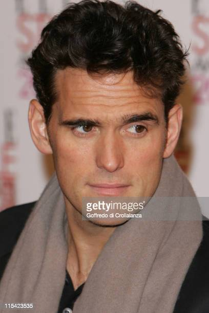 Matt Dillon during ELLE Style Awards 2006 Arrivals at Atlantis Gallery in London Great Britain