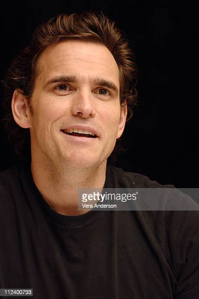 Matt Dillon during 'Herbie Fully Loaded' Press Conference with Lindsay Lohan Michael Keaton and Matt Dillon at Century Plaza in Los Angeles...