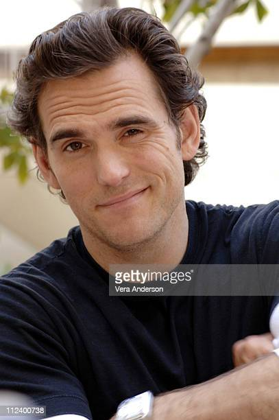 """Matt Dillon during """"Herbie Fully Loaded"""" Press Conference with Lindsay Lohan, Michael Keaton and Matt Dillon at Century Plaza in Los Angeles,..."""