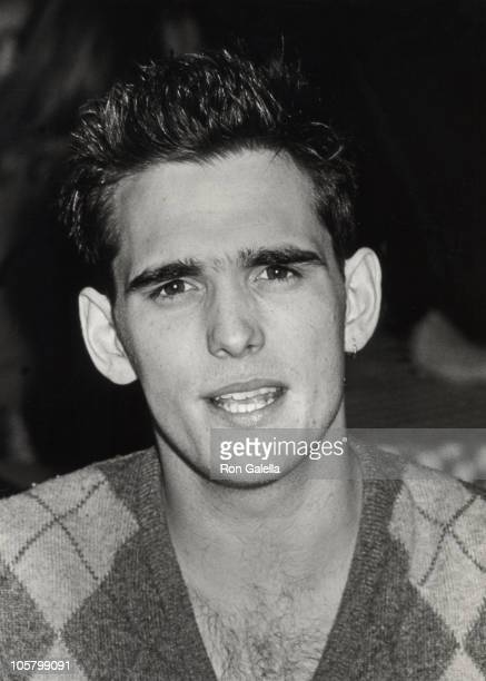 Matt Dillon during Matt Dillon and Kid Creole Sighting at the Hard Rock Cafe at Hard Rock Cafe in New York City New York United States