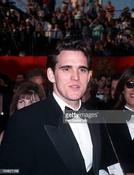 Matt Dillon during The 67th Annual Academy Awards Arrivals at Shrine Auditorium in Los Angeles California United States