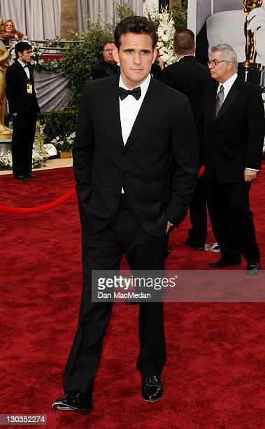 Matt Dillon during The 78th Annual Academy Awards Arrivals at Kodak Theatre in Hollywood California United States