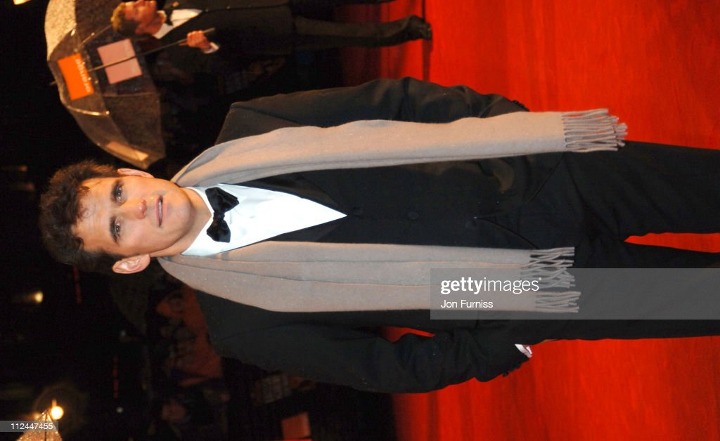 Matt Dillon during The Orange British Academy Film Awards 2006 - Outside Arrivals at Odeon Leicester Square in London, Great Britain.