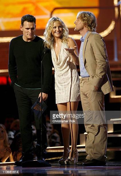 Matt Dillon Kate Hudson and Owen Wilson present Best Villain