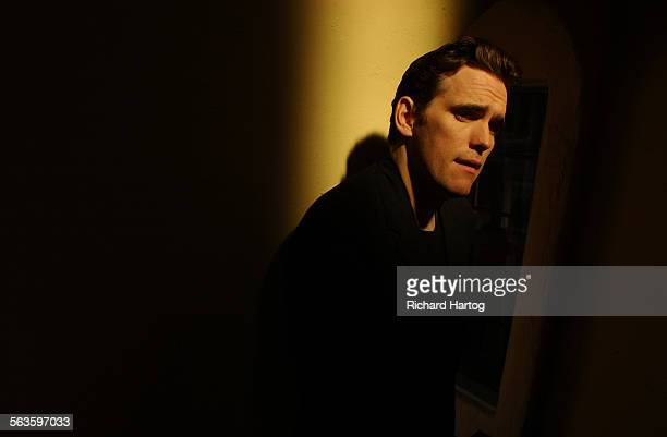 Matt Dillon Monday morning in Los Angeles He directs his first film 'City of Ghosts' –– an indie drama about Americans in Thailand