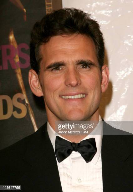 Matt Dillon, presenter during 2006 Writers Guild Awards - Press Room at The Hollywood Palladium in Hollywood, California, United States.