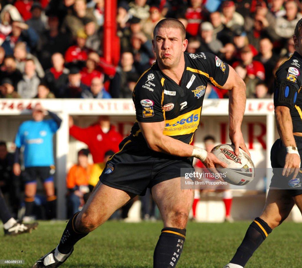 Rugby Super League - Salford City Reds v Leeds Rhinos : News Photo