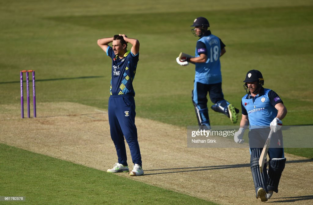 Derbyshire v Durham - Royal London One-Day Cup