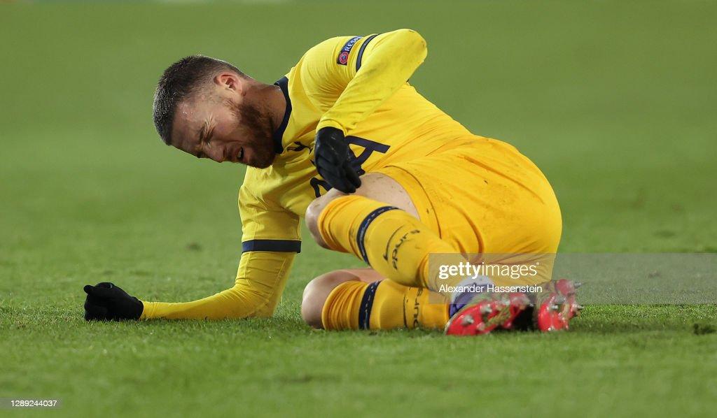 LASK v Tottenham Hotspur: Group J - UEFA Europa League : News Photo