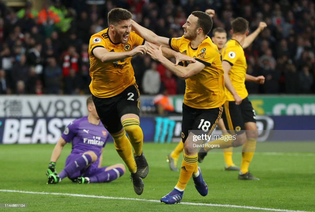 Wolverhampton Wanderers v Arsenal FC - Premier League : News Photo