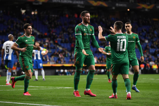 ESP: Espanyol Barcelona v Wolverhampton Wanderers - UEFA Europa League Round of 32: Second Leg