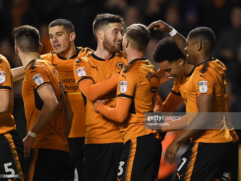 Wolverhampton Wanderers v Reading - Sky Bet Championship : News Photo