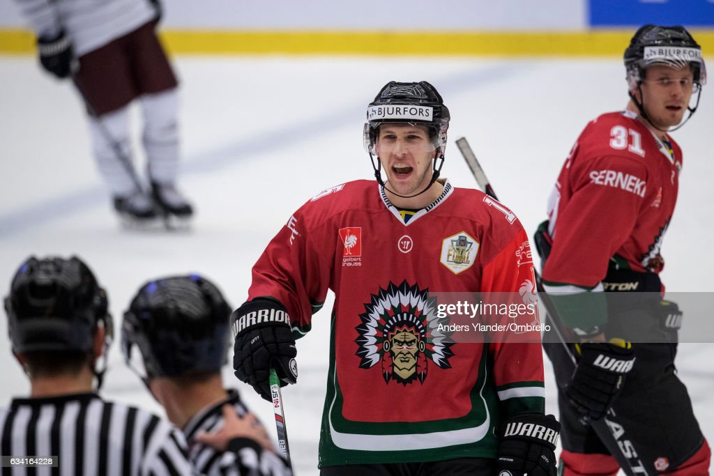 Frolunda Gothenburg v Sparta Prague - Champions Hockey League Final 2017