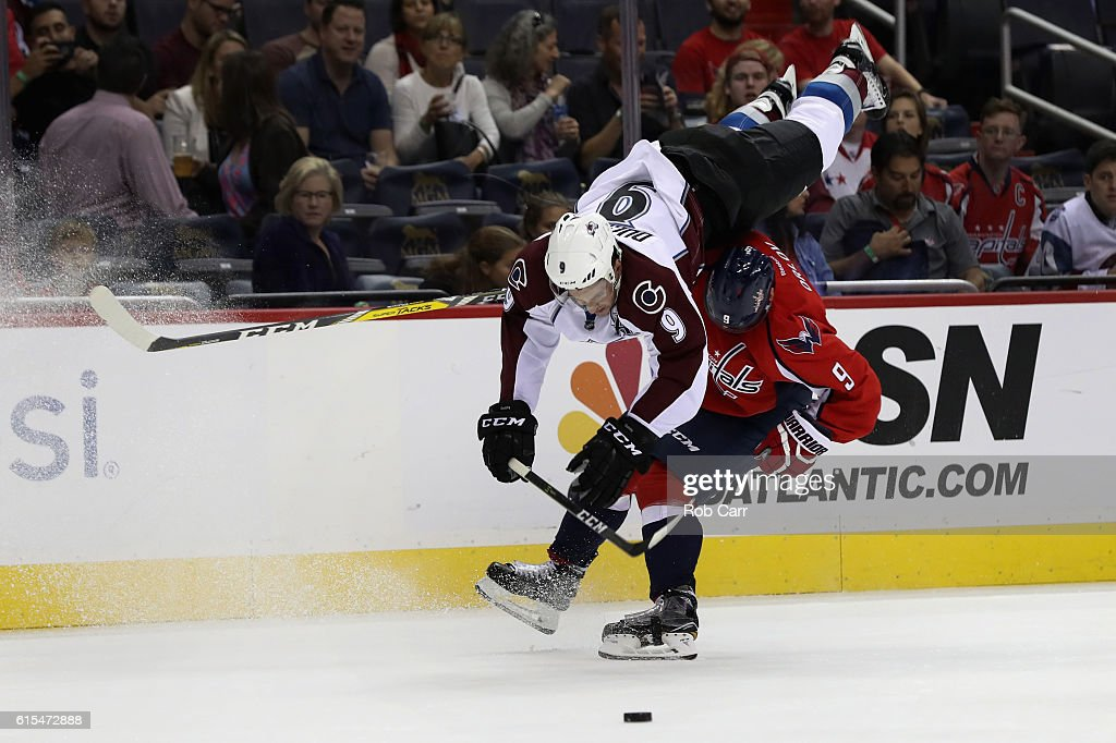 Colorado Avalanche v Washington Capitals