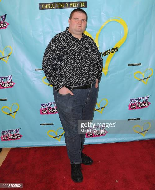 Matt Dugan attends the Release Party For Dani Cohn And Mikey Tua's Song Somebody Like You held at The Industry Loft on June 8 2019 in Los Angeles...