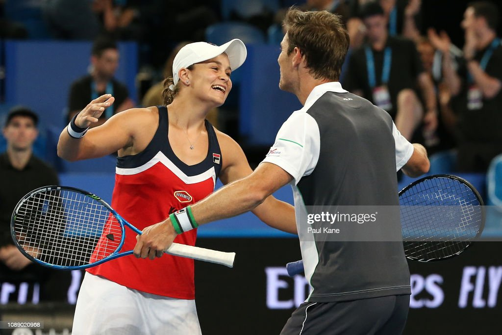 2019 Hopman Cup - Day 5 : News Photo
