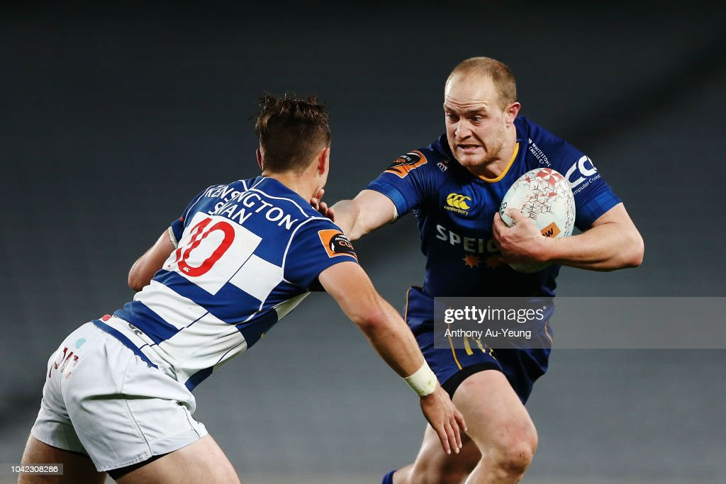 Mitre 10 Cup Rd 7 - Auckland v Otago : News Photo