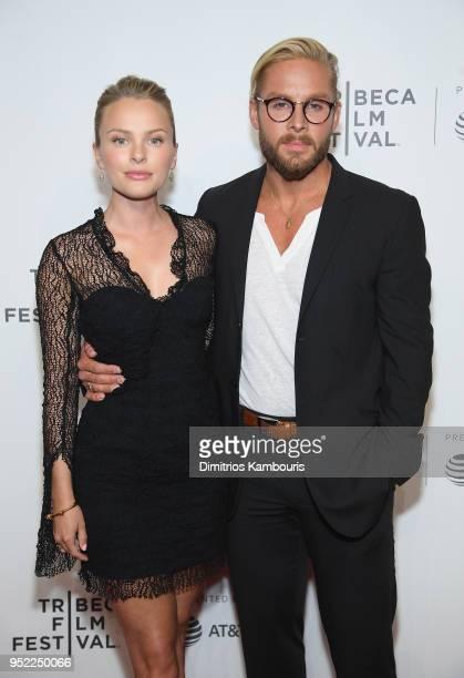 Matt Felker attends the 2018 Tribeca Film Festival World Premiere of Bert Marcus' THE AMERICAN MEME on April 27 2018 at Spring Studios in New York...