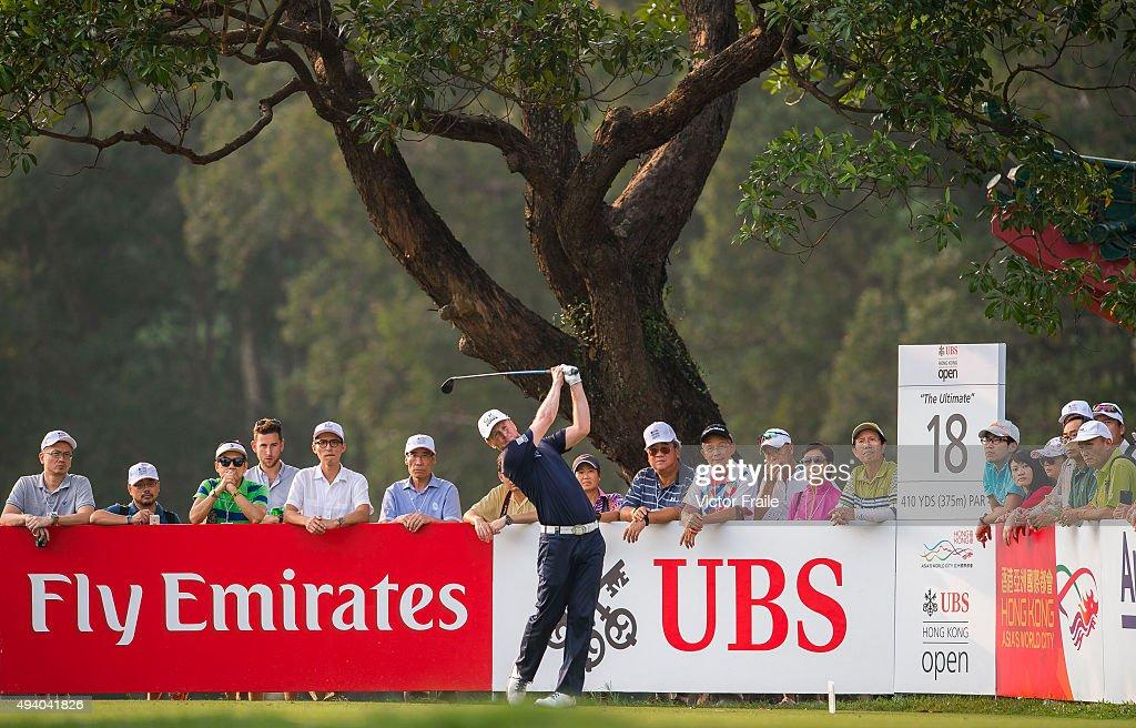 UBS Hong Kong Open - Day Three : News Photo