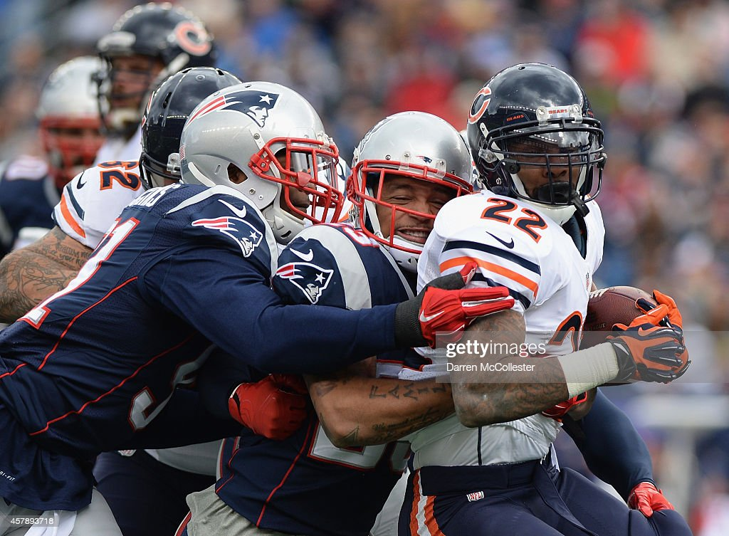 Chicago Bears v New England Patriots