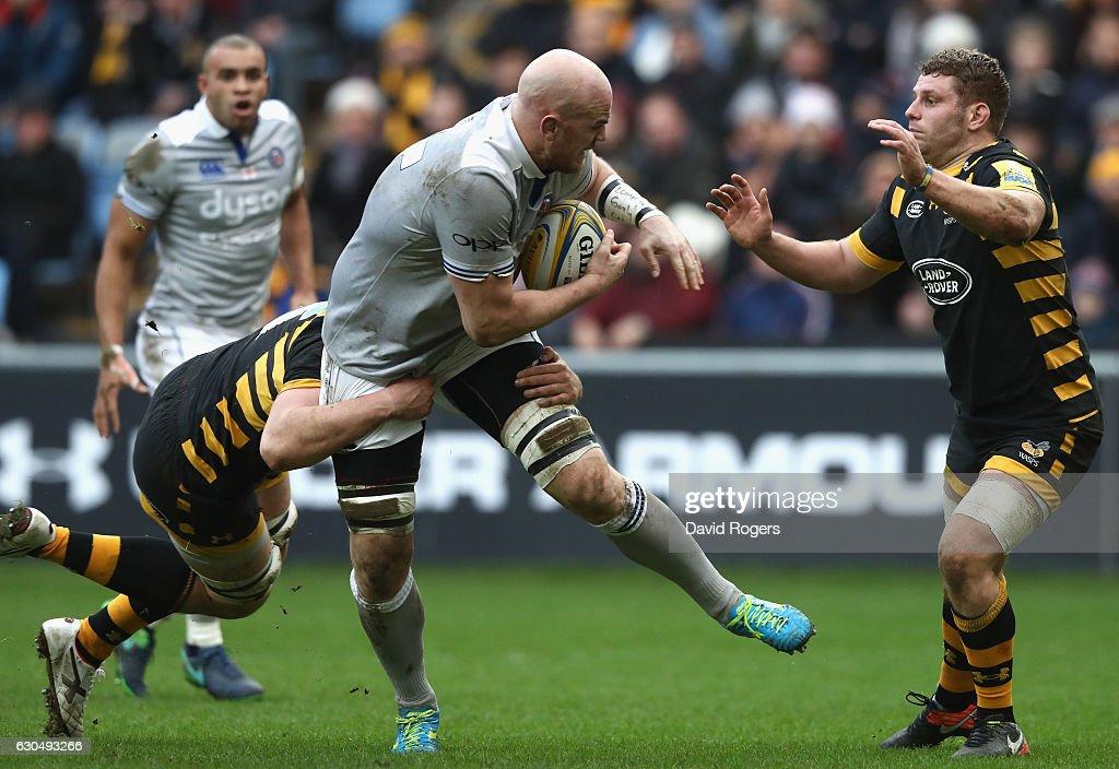 Wasps v Bath Rugby - Aviva Premiership : News Photo