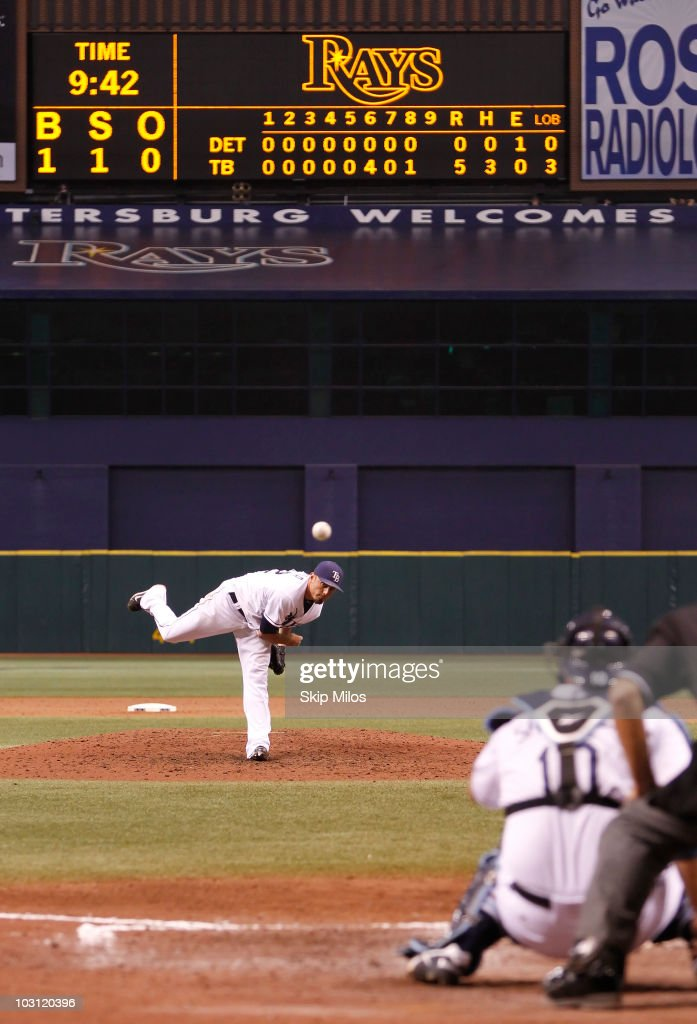 Detroit Tigers v Tampa Bay Rays