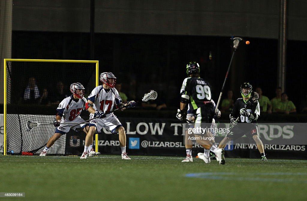 2015 MLL Championship - Semifinals - Boston Cannons v New York Lizards : News Photo
